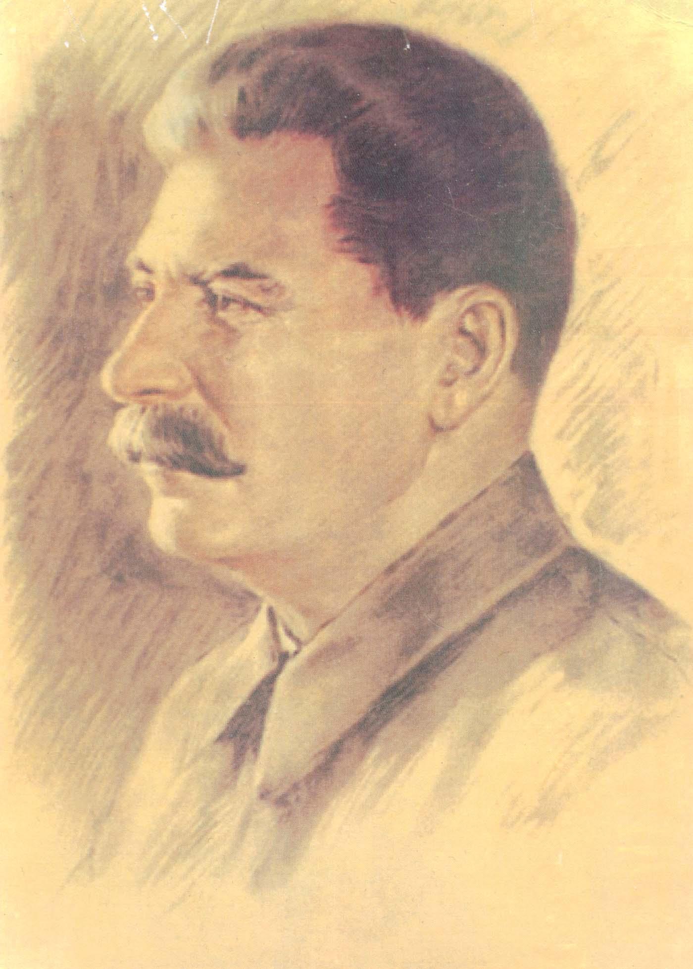 Биографию Сталин Иосиф