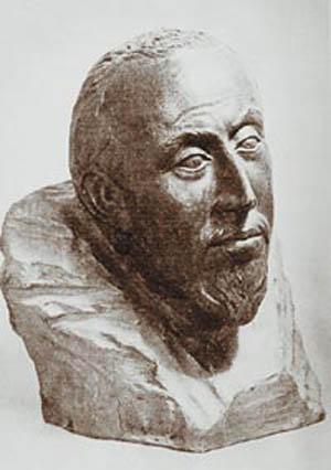 Скульптурный портрет ивана грозного