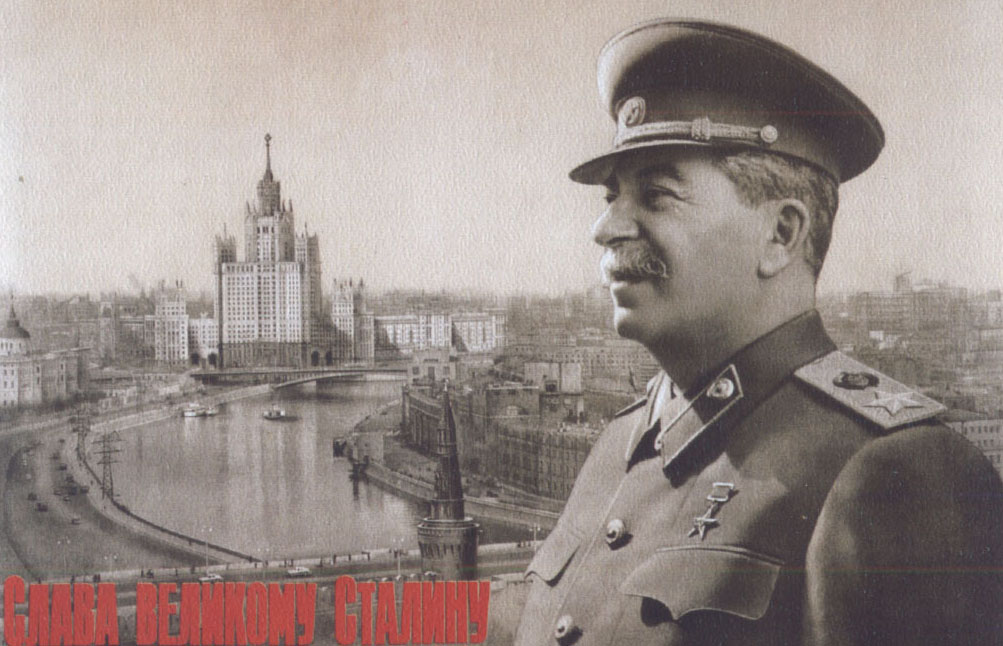 why did stalin emerge as leader of soviet russia Joseph stalin иосиф of 1917 and established the russian soviet republic, stalin sat on the governing politburo in the soviet leader during his.