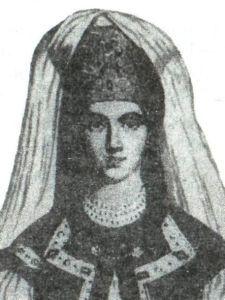 Святая Благоверная Княгия Елена Глинская